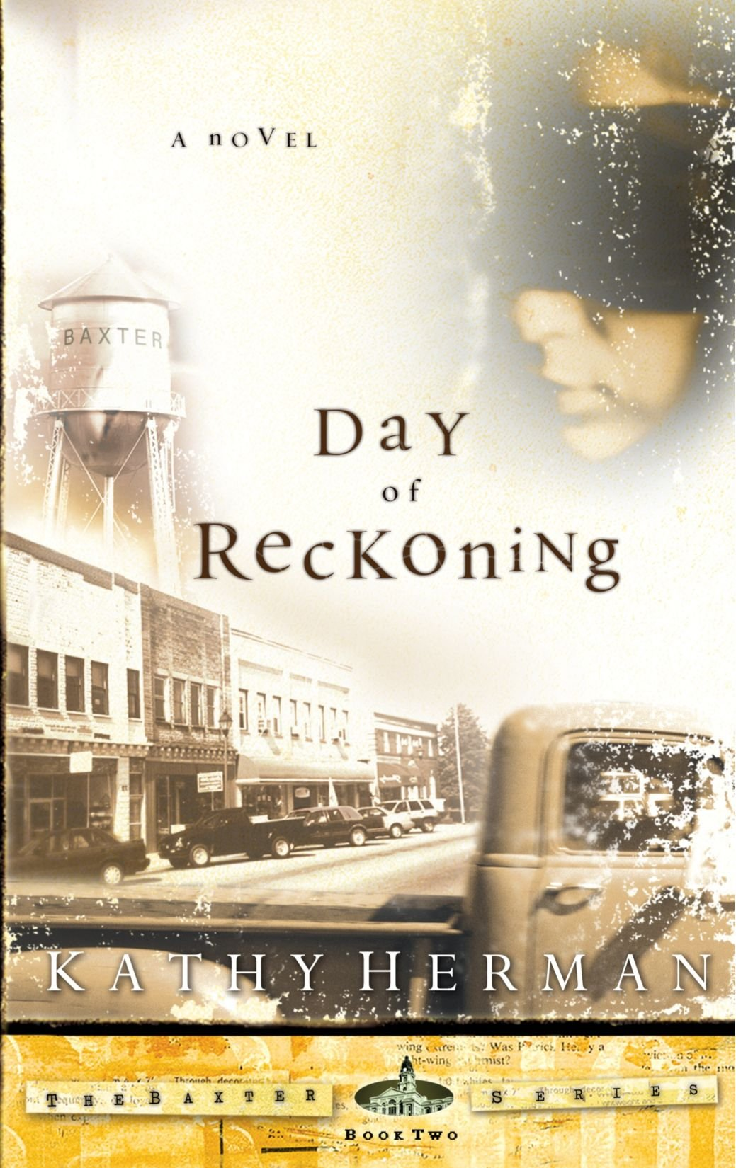 Day of Reckoning (The Baxter Series #2) PDF