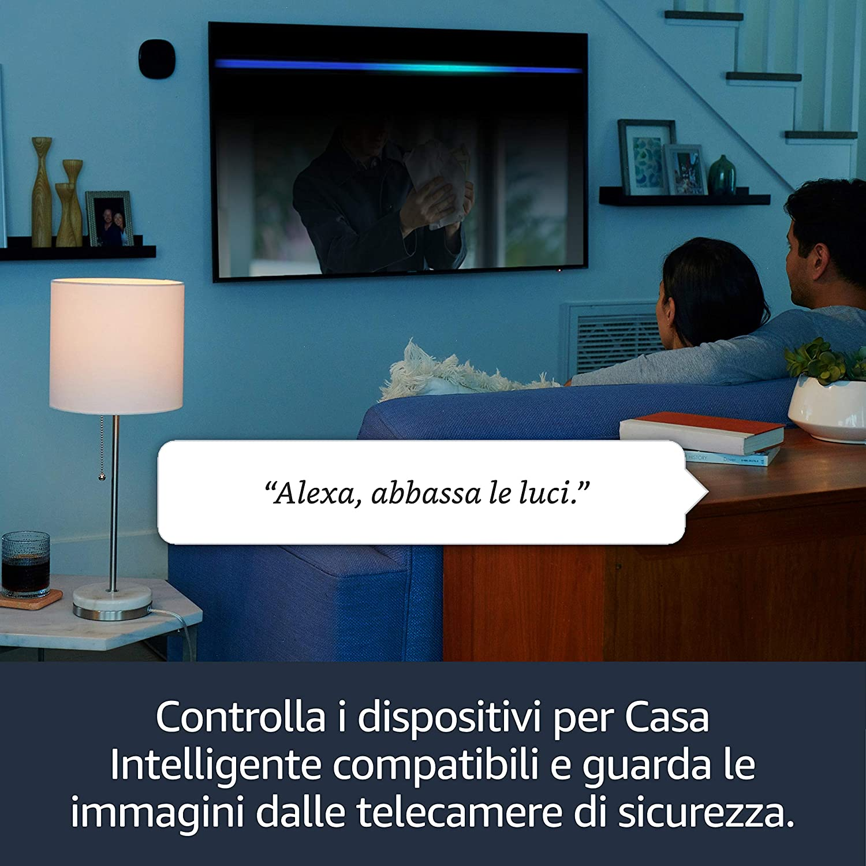 Fire TV Stick - comandi vocali Alexa tv via internet