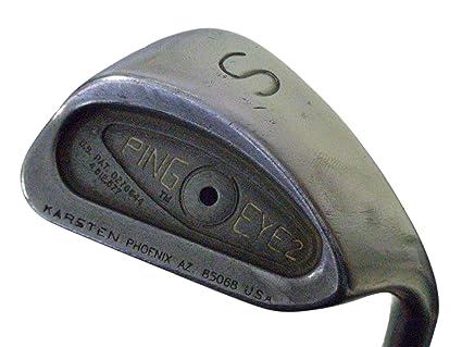 Ping Eye 2 Sand Wedge Black Dot Steel ZZ Lite Stiff SW Eye2 Golf