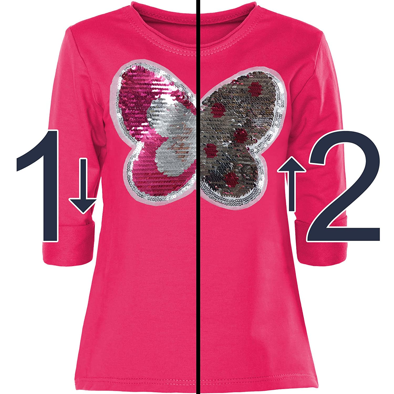 8014cc528 BEZLIT Blusa - Estrellas - Cuello redondo - Manga Larga - para niña Rosa 12  Años 152 cm  Amazon.es  Ropa y accesorios