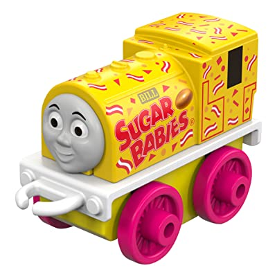 Fisher-Price Thomas the Train Minis Single Pack, Sugar Babies Bill: Toys & Games