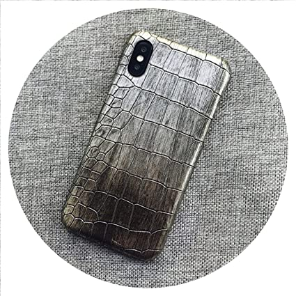 Amazon.com: Funda para iPhone 6, 6S, 7, 8 Plus X 11, textura ...