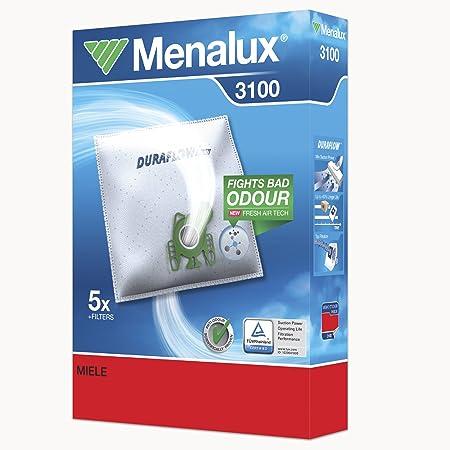 Sacchetto per la polvere FILTRO SACCHETTI 10 Sacchetto per aspirapolvere per Menalux 3100 2 FILTRI