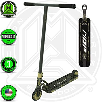 Amazon.com: MGP Action Sports - VX9 Nitro Scooter - Traje ...