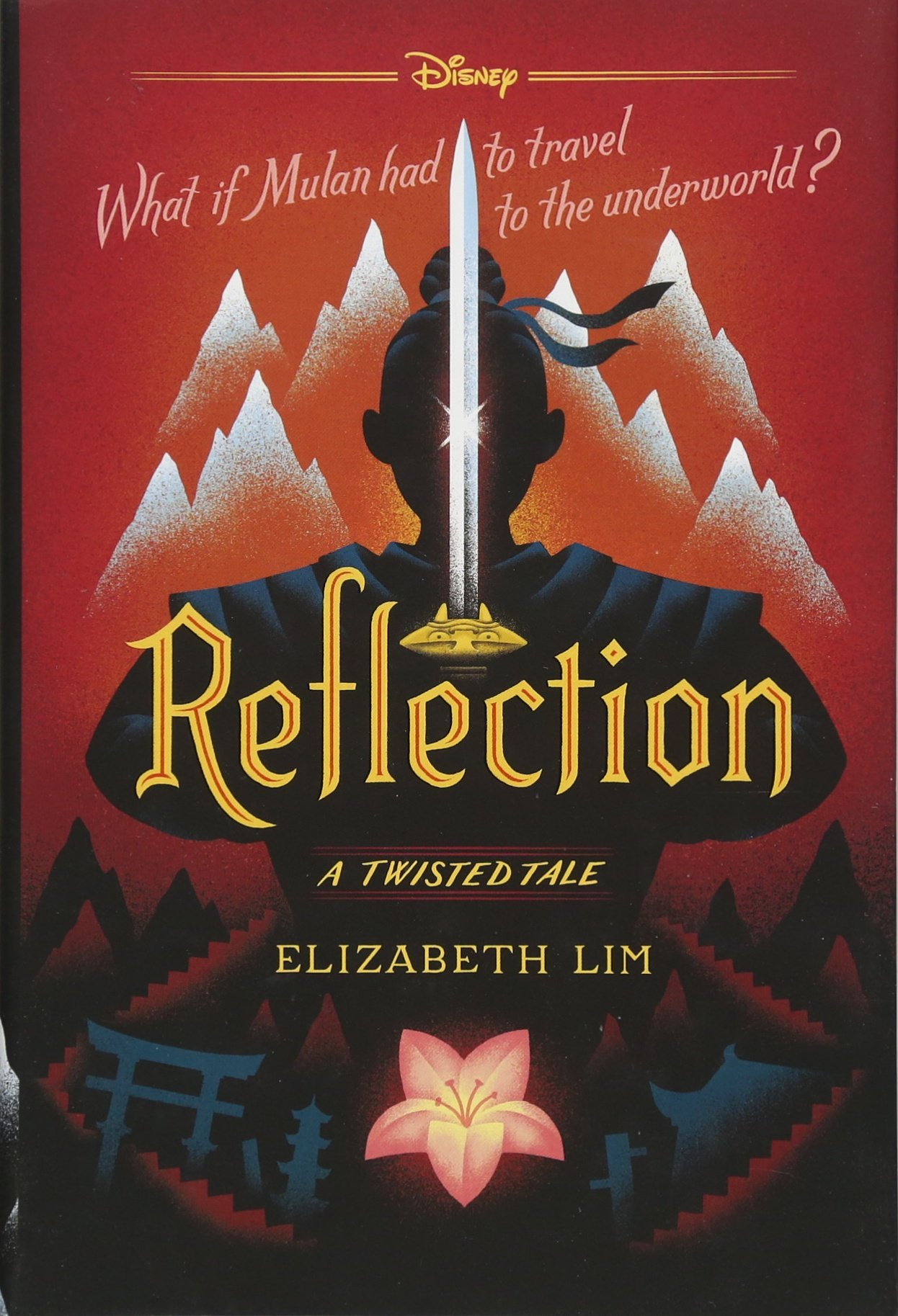 Amazon Com Reflection A Twisted Tale 9781484781296