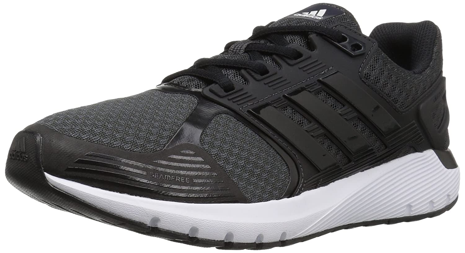 adidas Women's Duramo 8 W Running Shoe, Utility Black, 9 M US