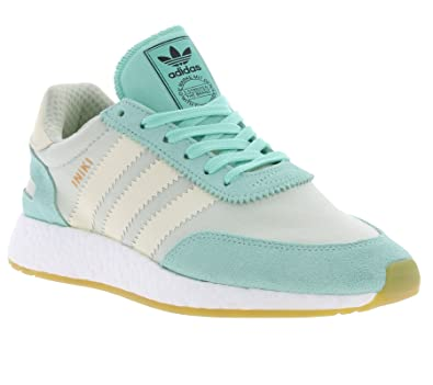 BY9092 | adidas Damen Originals Iniki Runner Schuhe Grün