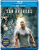 San Andreas (Blu-ray 3D & Blu-ray) (2-Disc)