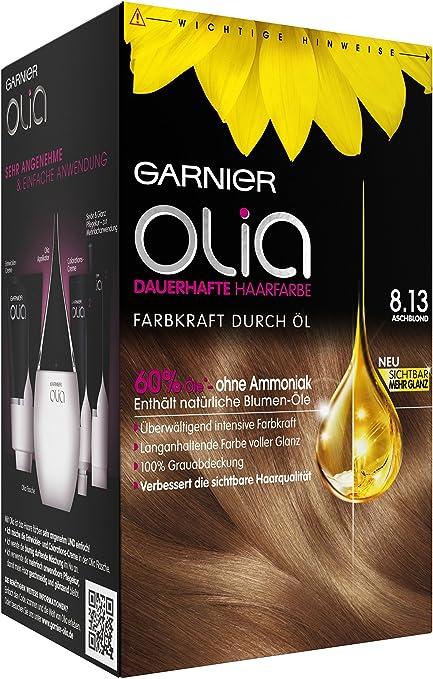 Garnier Olia pelo coloration/coloración para pelo Contiene 60 ...
