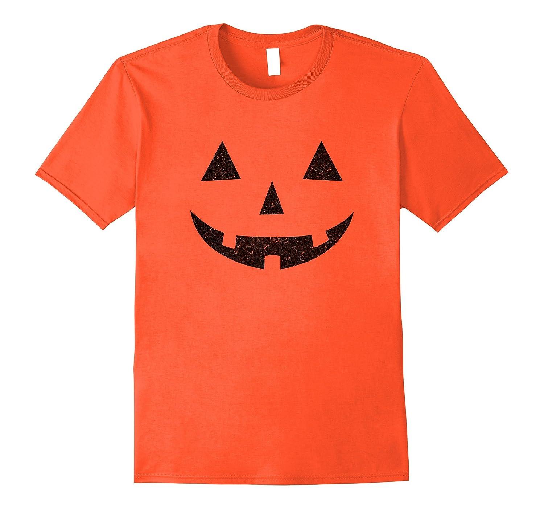 Vintage Jack o Lantern T-shirt Jackolantern Pumpkin Tee-T-Shirt