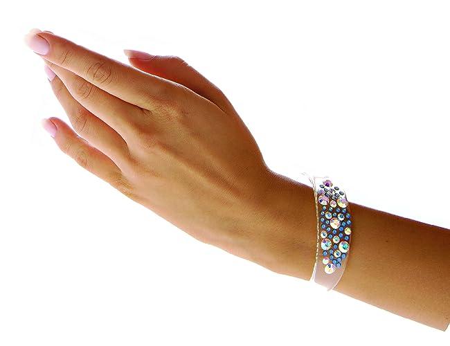 58894e9d471a Pulsera para mujer de moda diseño italiano  Amazon.es  Handmade