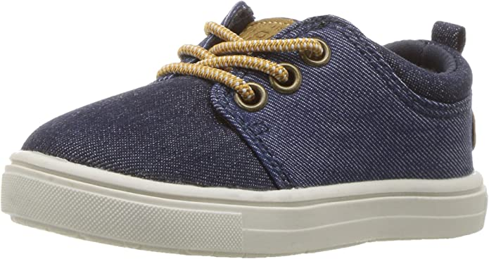 Carters Unisex-Child Boys Limerick Casual Sneaker