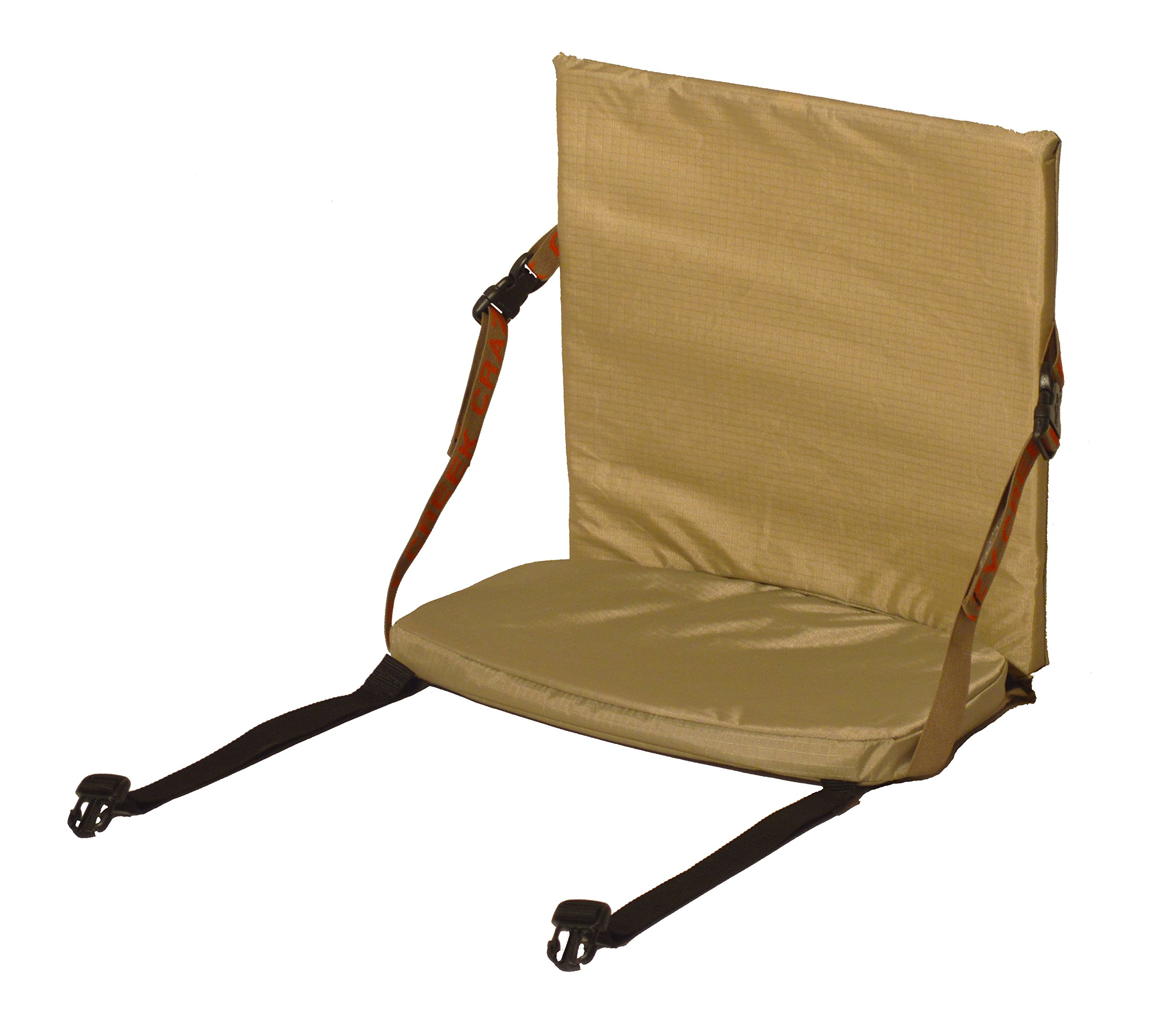 Crazy Creek Products Canoe III Chair, Taupe