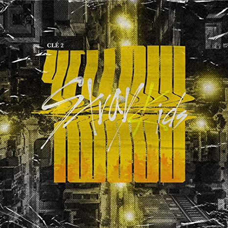 Stray Kids - Clé 2 : Yellow Wood (Special Album) [Random ver ]  CD+Photobook+3QR Photocards+Pre-Order Benefit+Folded Poster+Double Side  Extra
