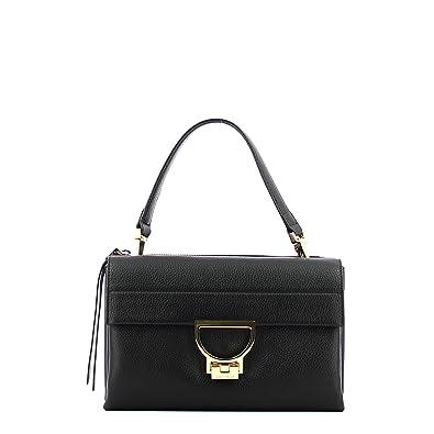 4a60cfc571d9d Coccinelle Arlettis Handtasche Leder 28 cm  Amazon.de  Schuhe ...