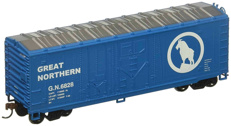 人気が高い  Roundhouse rnd14501 Ho 40 ' Toy GrainボックスGN 2 Roundhouse 40 Toy Train Cars B01L0EPER8, インテリア雑貨バッグNEWTRAL:2ee78fac --- a0267596.xsph.ru