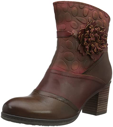 Laura Vita Anaelle 06, Botines para Mujer: Amazon.es: Zapatos y complementos
