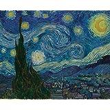 Artifact Puzzles - Van Gogh De Sterrennacht Wooden Jigsaw Puzzle