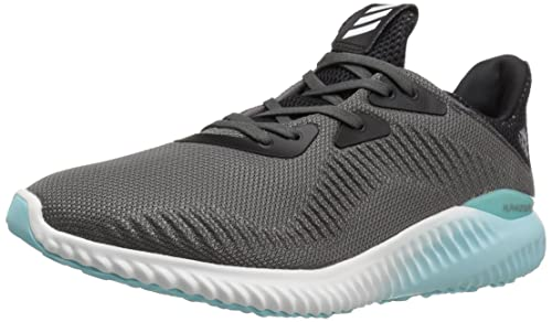 reputable site 12213 ddd13 Adidas Performance Alphabounce W - Zapatillas de Running para Mujer,  Granito Blanco Negro