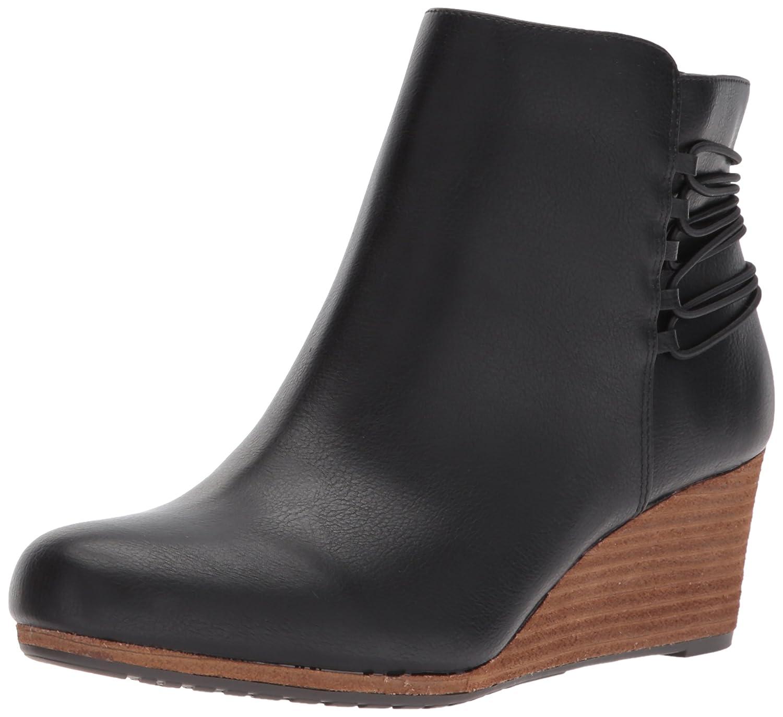 Dr. Scholl's Shoes Women's Knoll Boot B071674C8B 8 B(M) US|Black