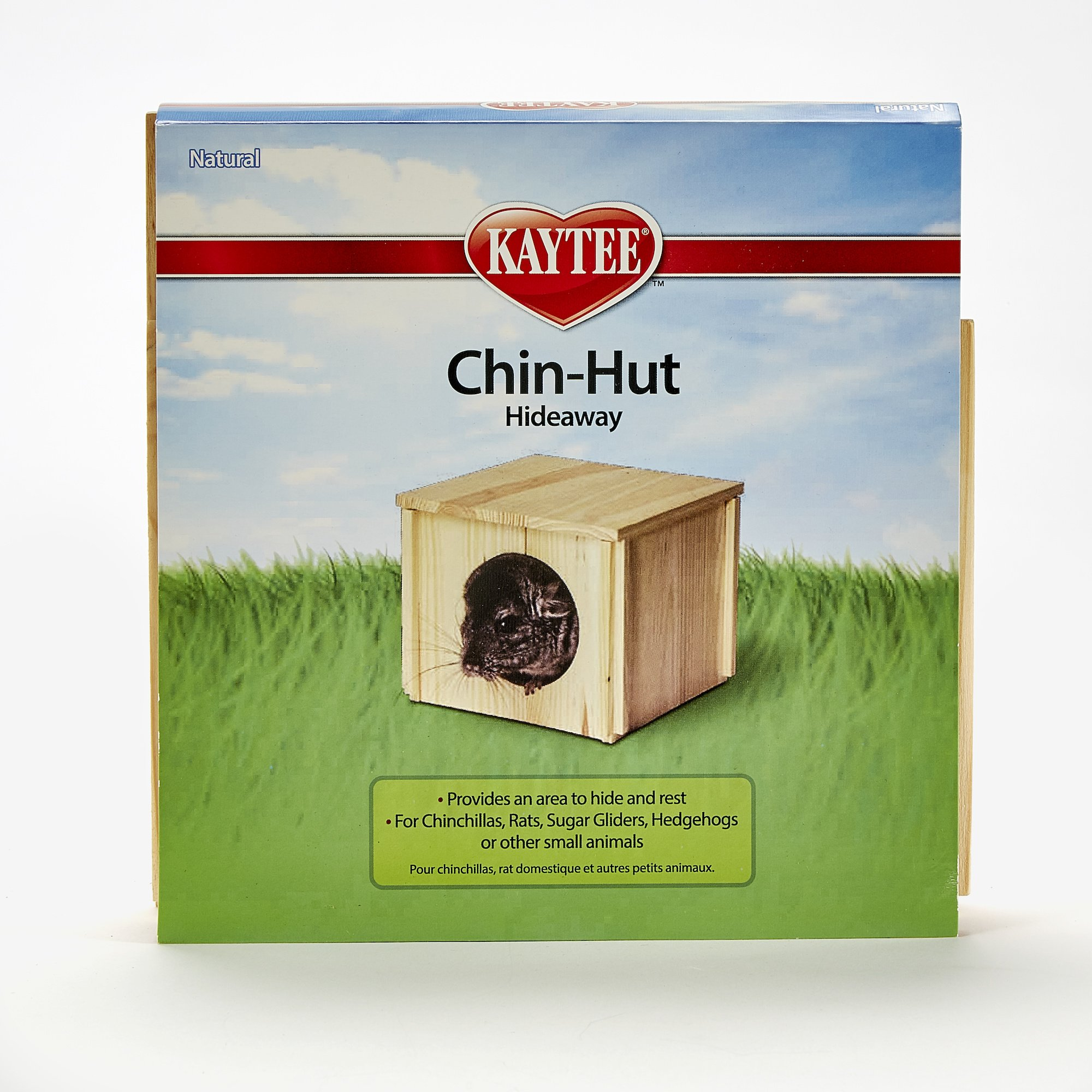 Kaytee Chinchilla Hut Hideout