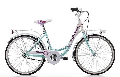 Cicli Cinzia Bicicletta 24 Citybike Liberty Per Bimba Senza Cambio