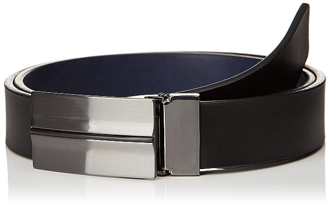 Celio Ciclassy - Ceinture - Uni - Homme - Noir - FR   90 cm (Taille ... 0fe2462ee4b