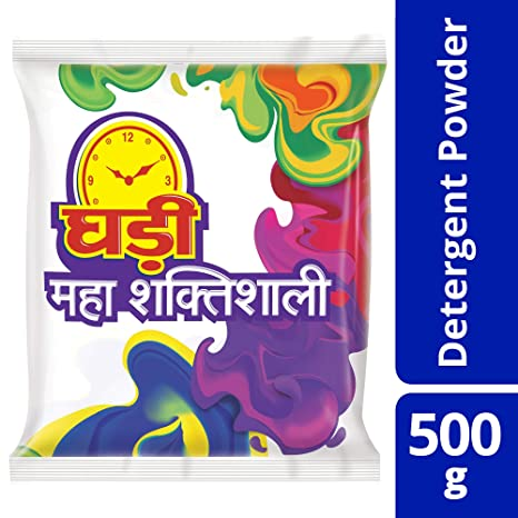 Ghadi Detergent Powder - 500 g