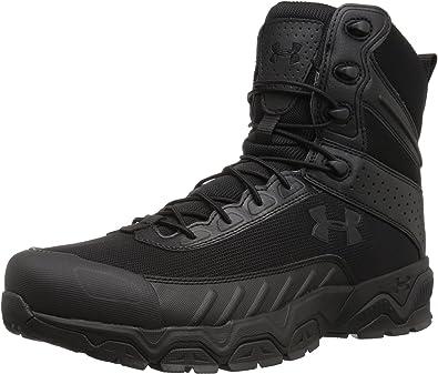 tsunami Consulado Temblar  Amazon.com: Under Armour Valsetz Botas militares y tácticas para hombre:  Shoes