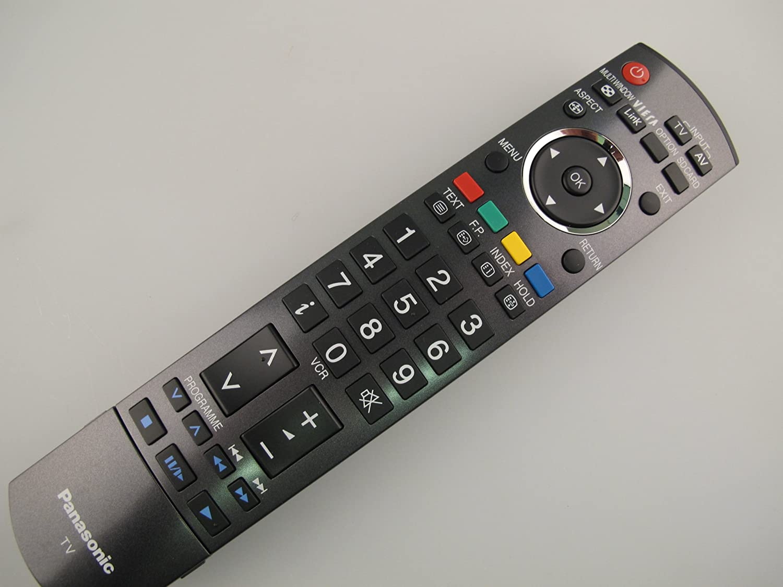 Panasonic N2QAYB000116 - Mando a distancia para televisores de LCD y plasma Panasonic de los modelos TH42P700, TH50P700 y otros: Amazon.es: Electrónica