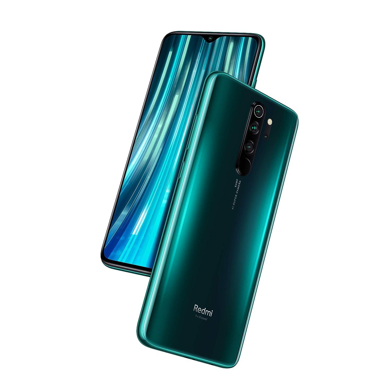 Xiaomi Redmi Note 8 Pro 64gb 6gb Ram 653 Lte Gsm 64mp Factory Unlocked Smartphone Global Model Forest Green