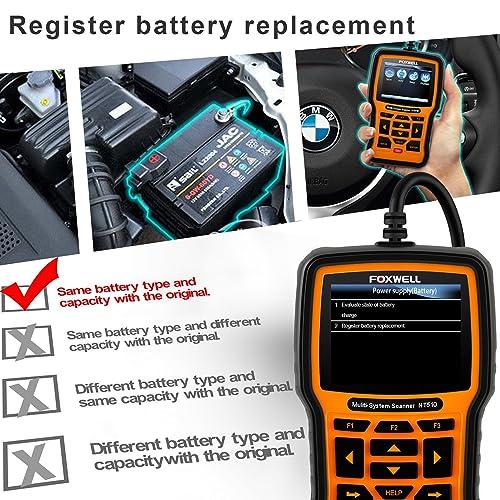 FOXWELL NT510: BMW OBD1 & OBD2 Diagnostic Tool Review - Autozik