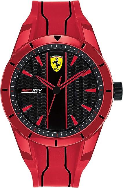 Scuderia Ferrari Unisex Watch 830496 Amazon De Uhren