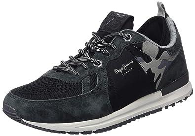 b3cedcd10b766 Pepe Jeans London Tinker Pro-73, Men's Low-Top Sneakers: Amazon.co ...