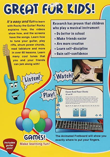 eMedia My Electric Guitar: Amazon.ca: Software