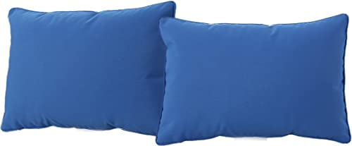 Christopher Knight Home Coronado Outdoor Square Water Resistant Pillow