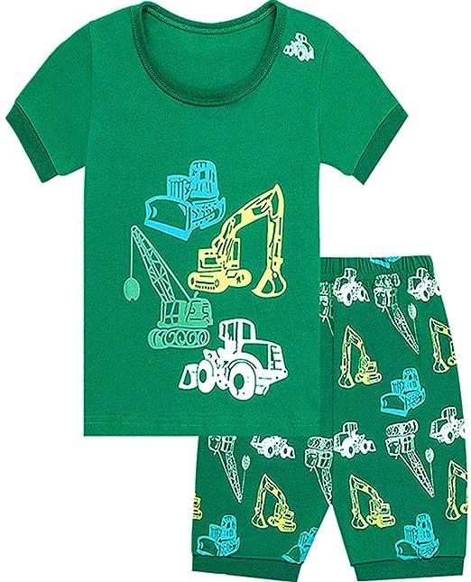 Amazon.com: Tkala - Pijamas de verano para niños (100 ...