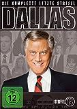 Dallas - Die komplette vierzehnte Staffel [5 DVDs]
