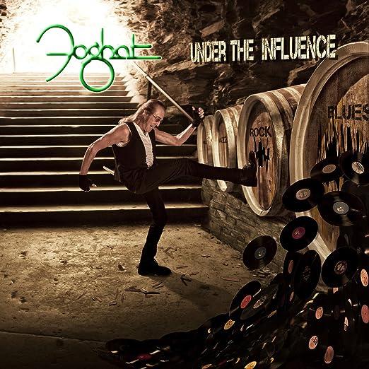 Resultado de imagen de Foghat - Lp:'Under the Influence'