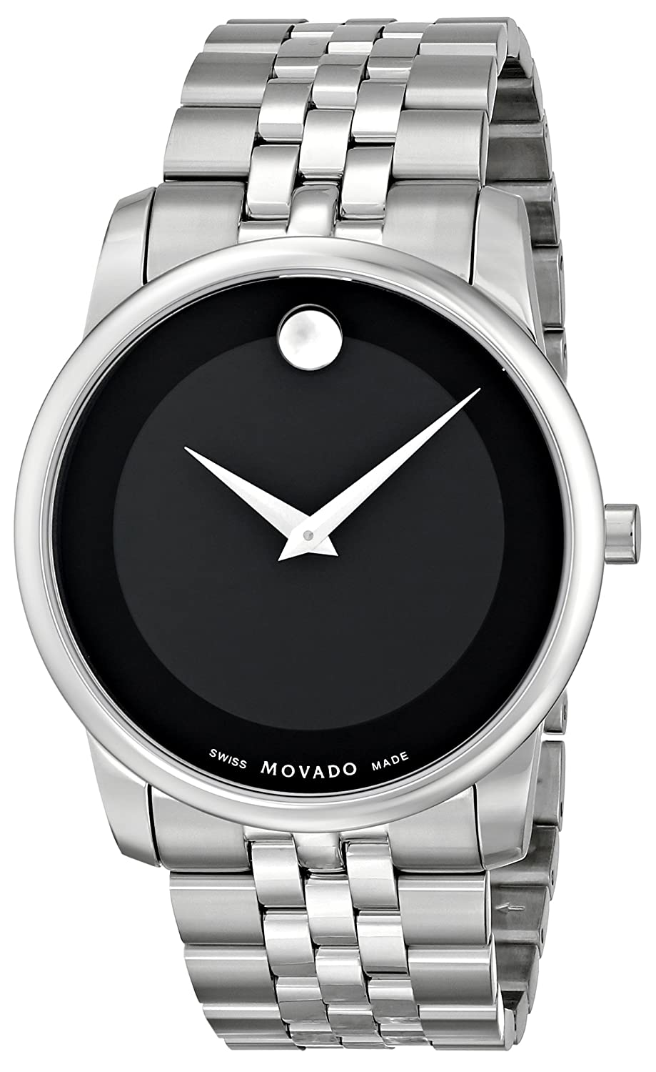 watches composite watch men collections movado jewelers black large mullen luno bold s