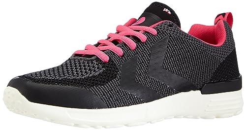 Hummel HUMMEL ZEROKNIT - Zapatillas de Balonmano de Material sintético Unisex Adulto, Color Negro, Talla 41: Amazon.es: Zapatos y complementos