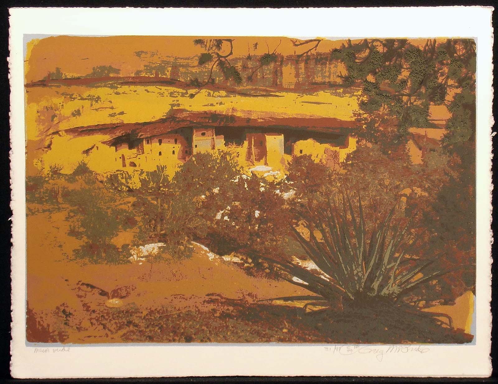 Mesa Verde by Greg McBride