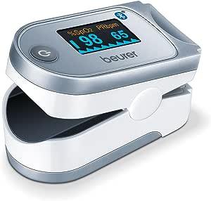 Beurer IPO61 BT Pulsioxímetro de dedo con Bluetooth