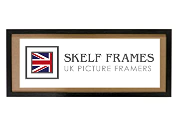 Skelf Frames Ltd 12x6 Panoramic Picture Photo Wood Frame Phoenix