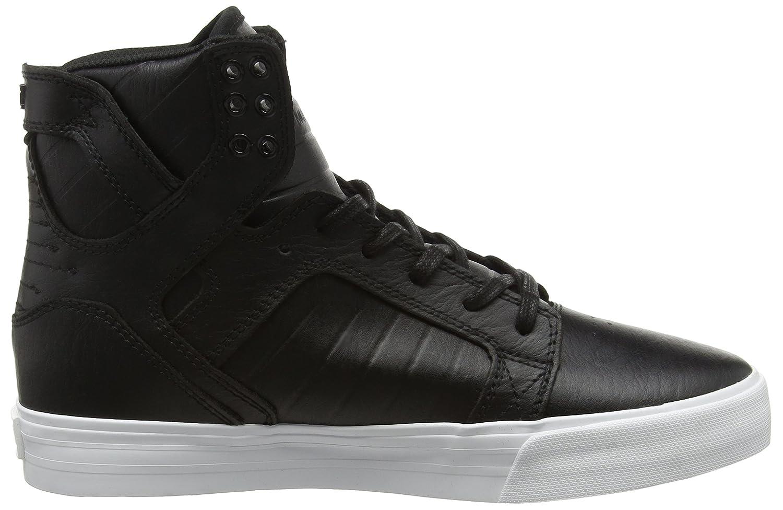 Supra Skytop M Skate Shoe B011JIQI7U 8.5 M Skytop US|Black/White 569c97