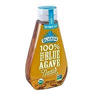 Bluava 100% Pure Blue Agave Nectar, 11.75 oz