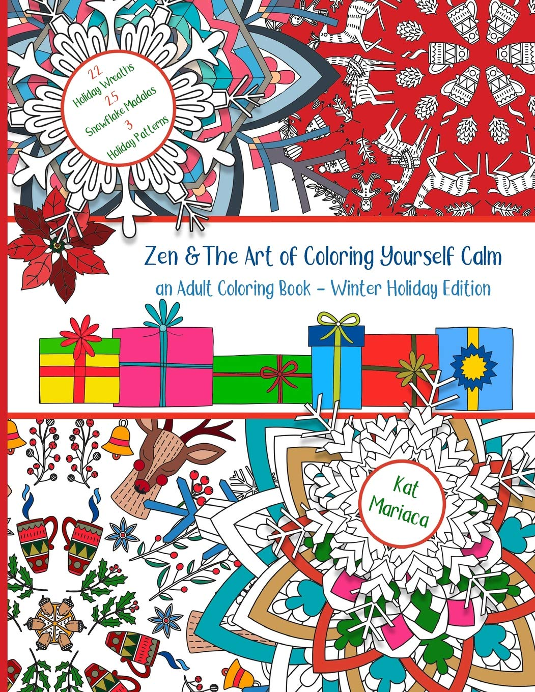 Amazon.com: Zen & The Art of Coloring Yourself Calm: Adult ...