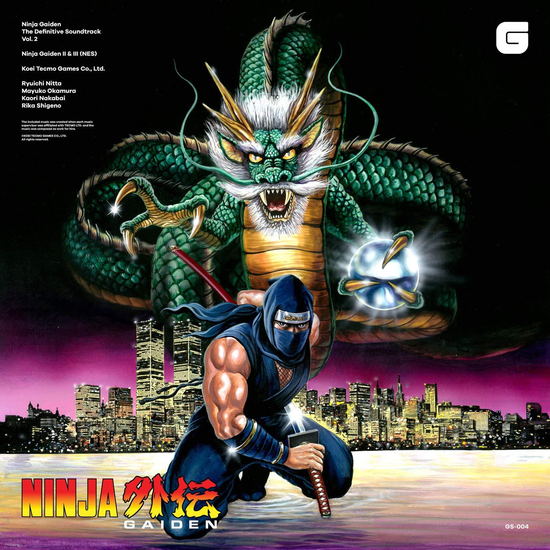 Ninja Gaiden - The Definitive Soundtrack Volume 2 : Ost ...