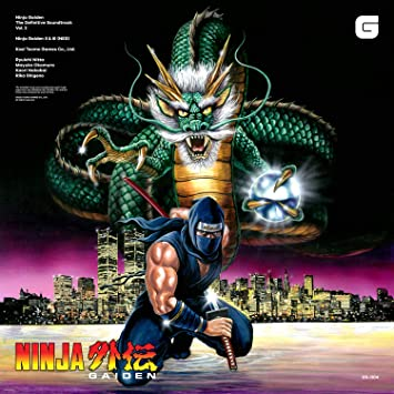 Ninja Gaiden - The Definitive Soundtrack Volume II