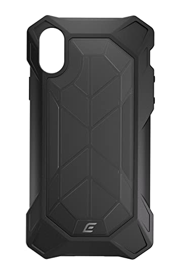 purchase cheap 7ae6a e0a9b Element Case REV Drop Tested Case for iPhone XS/X - Black (EMT-322-173EY-01)